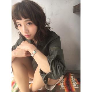 大人かわいい ヘアアレンジ 暗髪 ハイライト ヘアスタイルや髪型の写真・画像