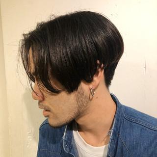 メンズ メンズカット ストリート ショート ヘアスタイルや髪型の写真・画像