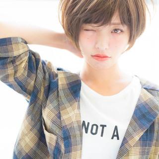 ナチュラル 小顔 透明感 大人女子 ヘアスタイルや髪型の写真・画像