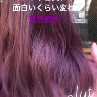 エレガント 外国人風カラー ハイライト 上品 ヘアスタイルや髪型の写真・画像