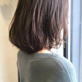 ハイライト アッシュベージュ 大人女子 大人かわいい ヘアスタイルや髪型の写真・画像