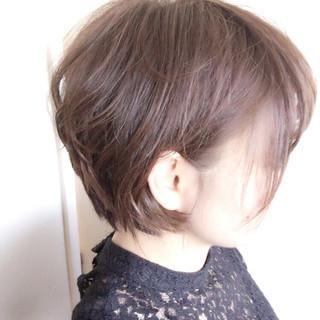 透明感 大人かわいい 秋 ゆるふわ ヘアスタイルや髪型の写真・画像
