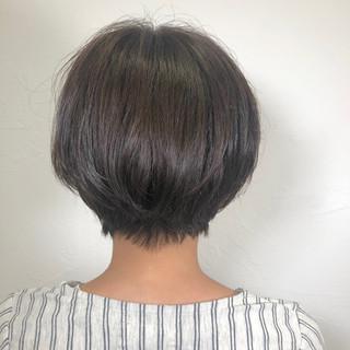 ショート デート スポーツ アウトドア ヘアスタイルや髪型の写真・画像