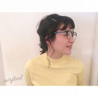 ヘアアレンジ 外国人風 簡単ヘアアレンジ 編み込み ヘアスタイルや髪型の写真・画像