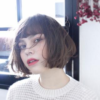 外国人風 こなれ感 色気 小顔 ヘアスタイルや髪型の写真・画像