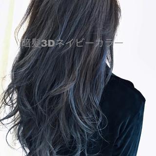ブルージュ 大人女子 暗髪 ロング ヘアスタイルや髪型の写真・画像