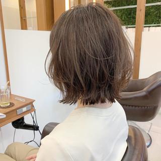 簡単ヘアアレンジ まとまるボブ  可愛い ヘアスタイルや髪型の写真・画像