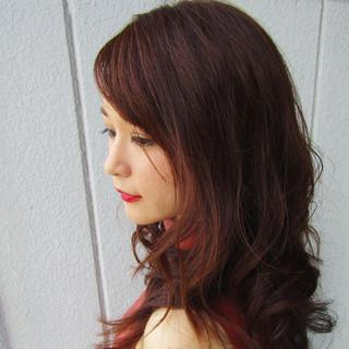 色気 ナチュラル デート 小顔 ヘアスタイルや髪型の写真・画像