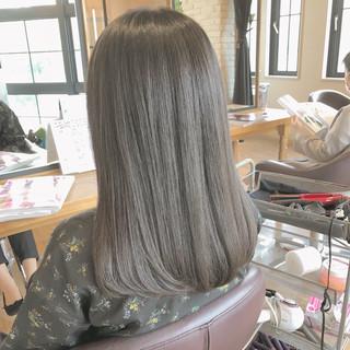 ハイライト 外国人風 こなれ感 大人女子 ヘアスタイルや髪型の写真・画像