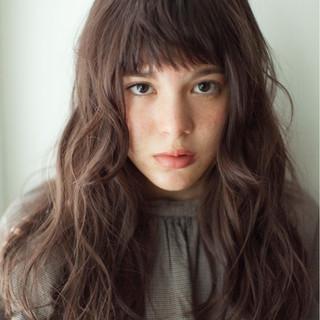 デジタルパーマ ナチュラル 簡単 デート ヘアスタイルや髪型の写真・画像
