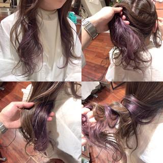 ストリート グラデーションカラー 外国人風 アッシュ ヘアスタイルや髪型の写真・画像