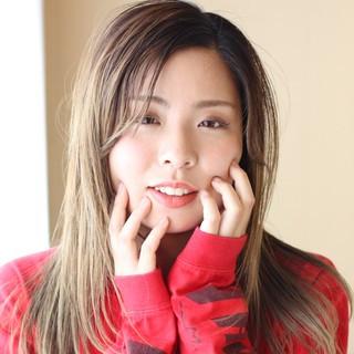アディクシーカラー ダブルカラー 外国人風カラー ストリート ヘアスタイルや髪型の写真・画像