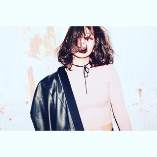 色気 コンサバ 暗髪 ボブ ヘアスタイルや髪型の写真・画像