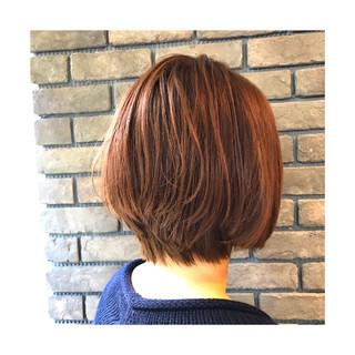 ハイライト ボブ 色気 ストリート ヘアスタイルや髪型の写真・画像