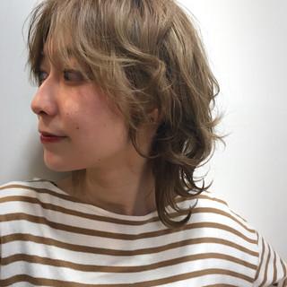 春スタイル 簡単ヘアアレンジ ショート ハイライト ヘアスタイルや髪型の写真・画像