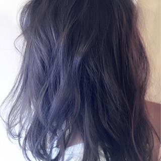 外国人風 ストリート アッシュ 暗髪 ヘアスタイルや髪型の写真・画像