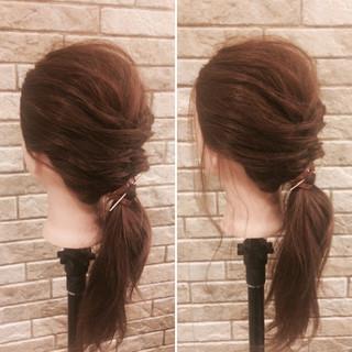 女子会 春 ナチュラル リラックス ヘアスタイルや髪型の写真・画像