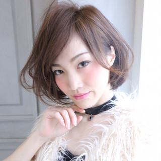 大人女子 大人かわいい 小顔 こなれ感 ヘアスタイルや髪型の写真・画像