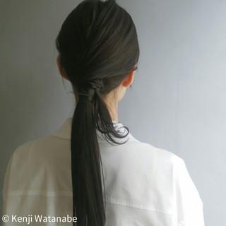 大人かわいい ショート 外国人風 簡単ヘアアレンジ ヘアスタイルや髪型の写真・画像