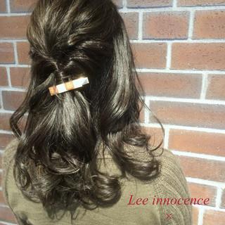ヘアアレンジ パーティ 簡単ヘアアレンジ 結婚式 ヘアスタイルや髪型の写真・画像