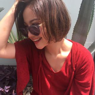 アンニュイほつれヘア 外国人風 かっこいい ナチュラル ヘアスタイルや髪型の写真・画像