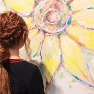 波ウェーブ ショート フェミニン 簡単ヘアアレンジ ヘアスタイルや髪型の写真・画像