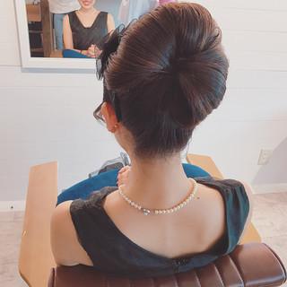 セミロング 色気 ナチュラル デート ヘアスタイルや髪型の写真・画像