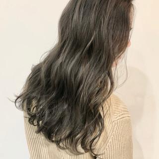 西海岸風 ギャル 外国人風カラー ロング ヘアスタイルや髪型の写真・画像