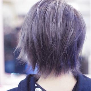 ショート ストリート 外国人風 小顔 ヘアスタイルや髪型の写真・画像