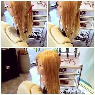ヘアアレンジ ロング 大人女子 小顔 ヘアスタイルや髪型の写真・画像