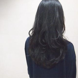 オフィス モテ髪 ロング デート ヘアスタイルや髪型の写真・画像