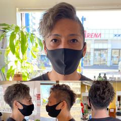 ショートヘア ウルフカット ショート ナチュラル ヘアスタイルや髪型の写真・画像