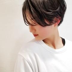 黒髪 デート 大人かわいい モード ヘアスタイルや髪型の写真・画像
