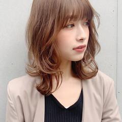 フェミニン モテ髮シルエット モテ髪 おフェロ ヘアスタイルや髪型の写真・画像