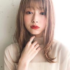 ひし形シルエット パーティ デジタルパーマ ナチュラル ヘアスタイルや髪型の写真・画像