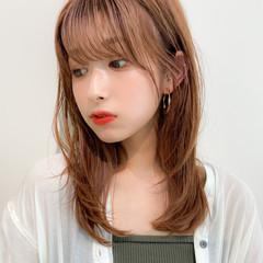 フェミニン デジタルパーマ ゆるふわパーマ アンニュイほつれヘア ヘアスタイルや髪型の写真・画像