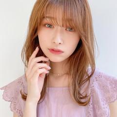 デジタルパーマ モテ髪 デート アンニュイほつれヘア ヘアスタイルや髪型の写真・画像