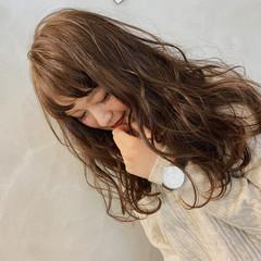 フェミニン 外国人風カラー ゆるふわ 外国人風 ヘアスタイルや髪型の写真・画像