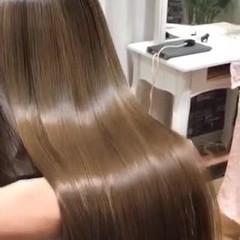 トリートメント ナチュラル ツヤ髪 最新トリートメント ヘアスタイルや髪型の写真・画像