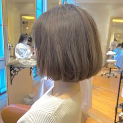 パーマ ボブ ショートボブ ボブ ヘアスタイルや髪型の写真・画像