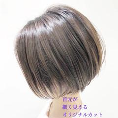 ショート ハンサムショート ベリーショート ショートボブ ヘアスタイルや髪型の写真・画像