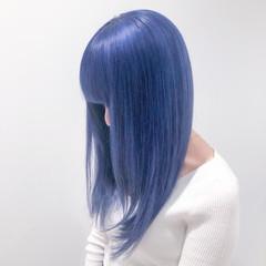ブリーチオンカラー ブリーチカラー ホワイトブリーチ ブリーチ ヘアスタイルや髪型の写真・画像