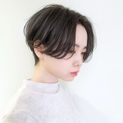 ヘアアレンジ ショートボブ ナチュラル 女子力 ヘアスタイルや髪型の写真・画像