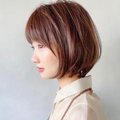 ショート アンニュイほつれヘア 大人かわいい ナチュラル ヘアスタイルや髪型の写真・画像