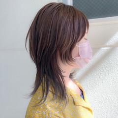 ネオウルフ ウルフレイヤー ウルフ女子 ウルフカット ヘアスタイルや髪型の写真・画像