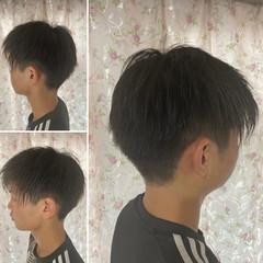 ストリート フェードカット ベリーショート スキンフェード ヘアスタイルや髪型の写真・画像