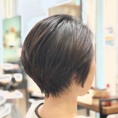 ナチュラル 簡単スタイリング レイヤースタイル 簡単 ヘアスタイルや髪型の写真・画像