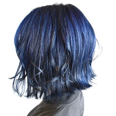 デート ボブ ストリート ミニボブ ヘアスタイルや髪型の写真・画像