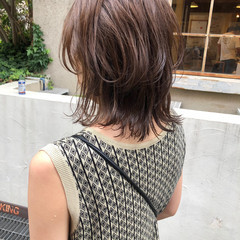 レイヤーカット インナーカラー レイヤースタイル ストリート ヘアスタイルや髪型の写真・画像