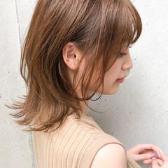 結婚式 スポーツ アンニュイほつれヘア ミディアム ヘアスタイルや髪型の写真・画像